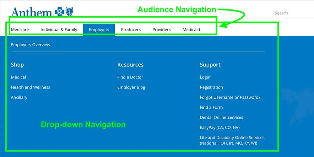 Navigation Example 5