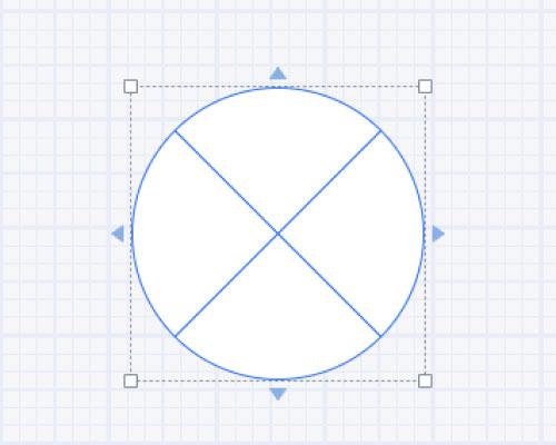 Diagram free transform function
