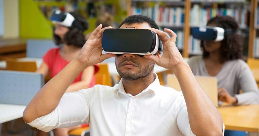 User testing VR